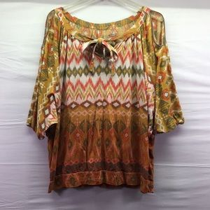 New directions weekend blouse (I)
